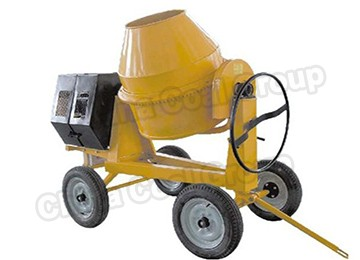 CM2A Portable Electric Mini Drum Cement Concrete Mixer