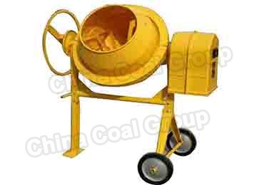 UT35 Portable Small Towable Diesel Cement Mixer
