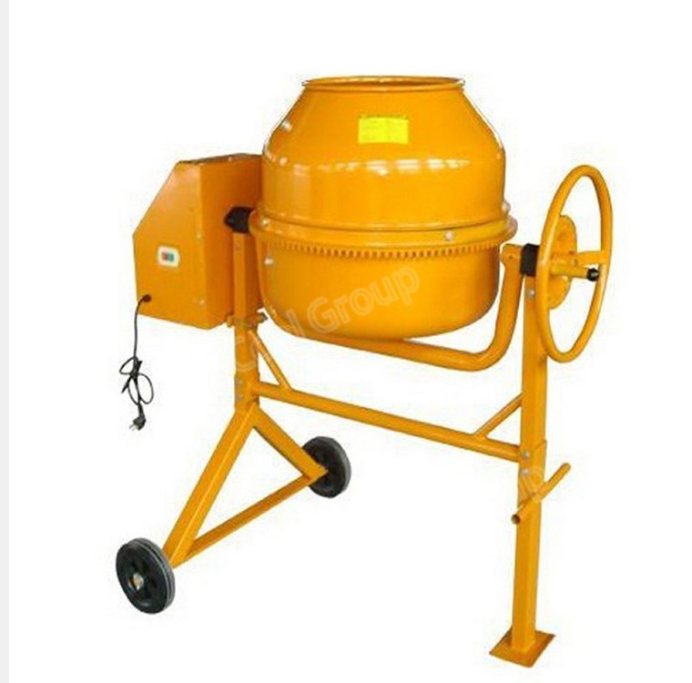 Portable Small Towable Diesel Cement Mixer Quality Assurance