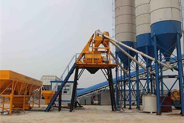 How Small Concrete Mixing Plant Operate To Avoid Failures?