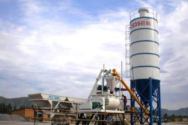 What Are The Characteristics Of Cement Concrete Mixing Plant?