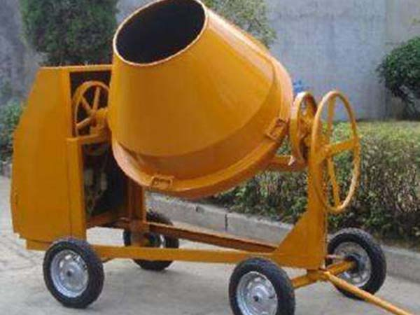 How To Debug The Medium Concrete Mixer?