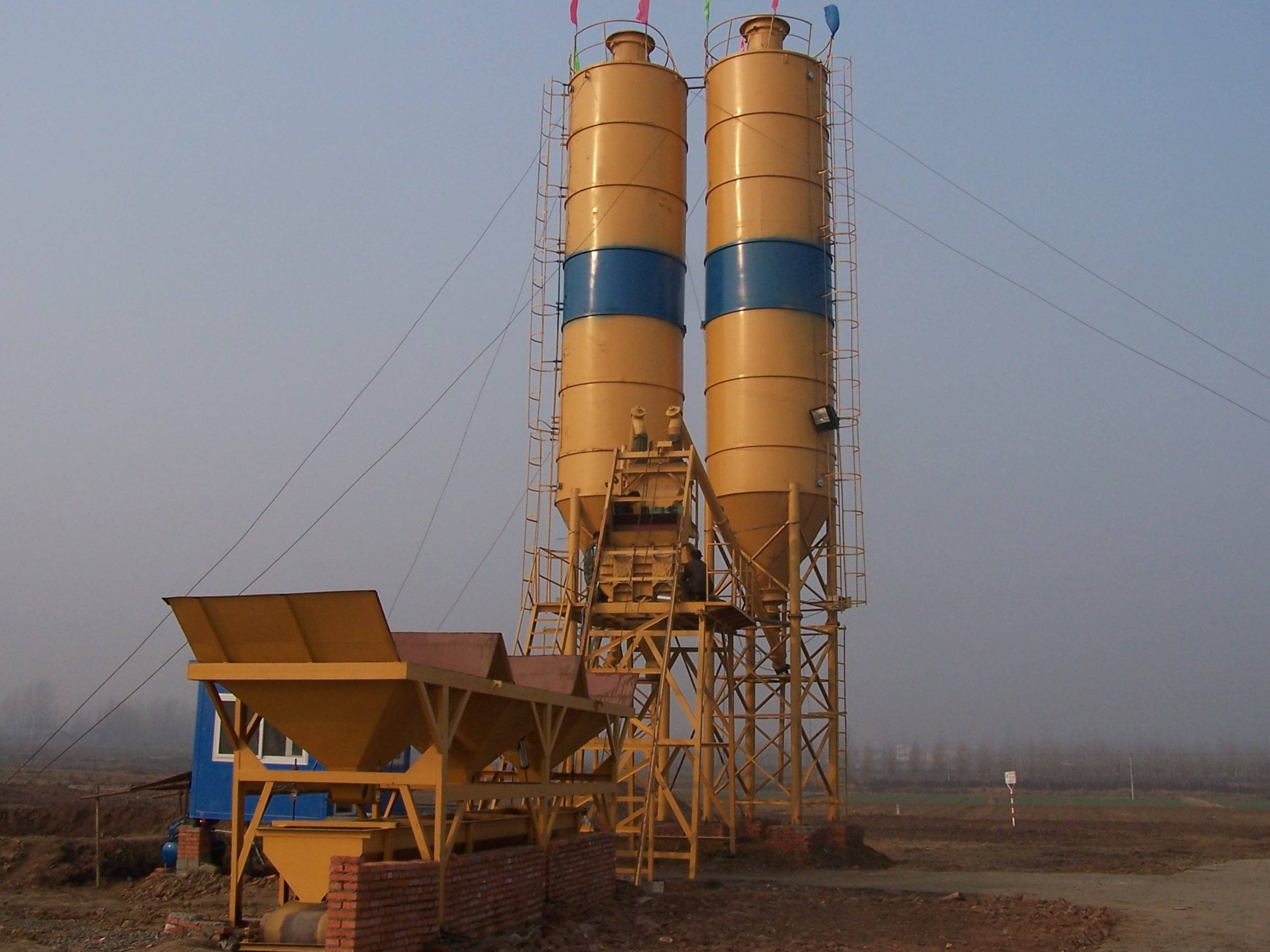 Tips To Save Water On Concrete Mixing Plant