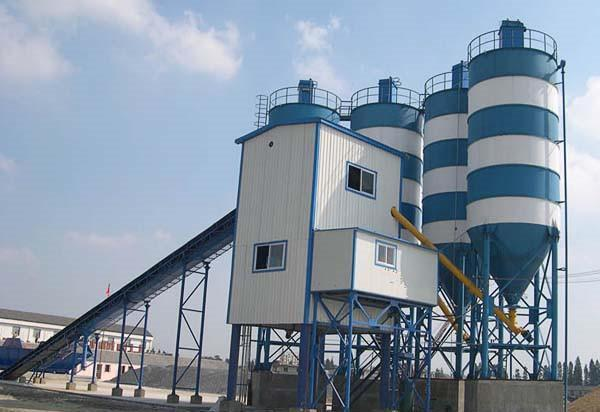 Ways To Improve The Production Efficiency Of Concrete Mixing Plant
