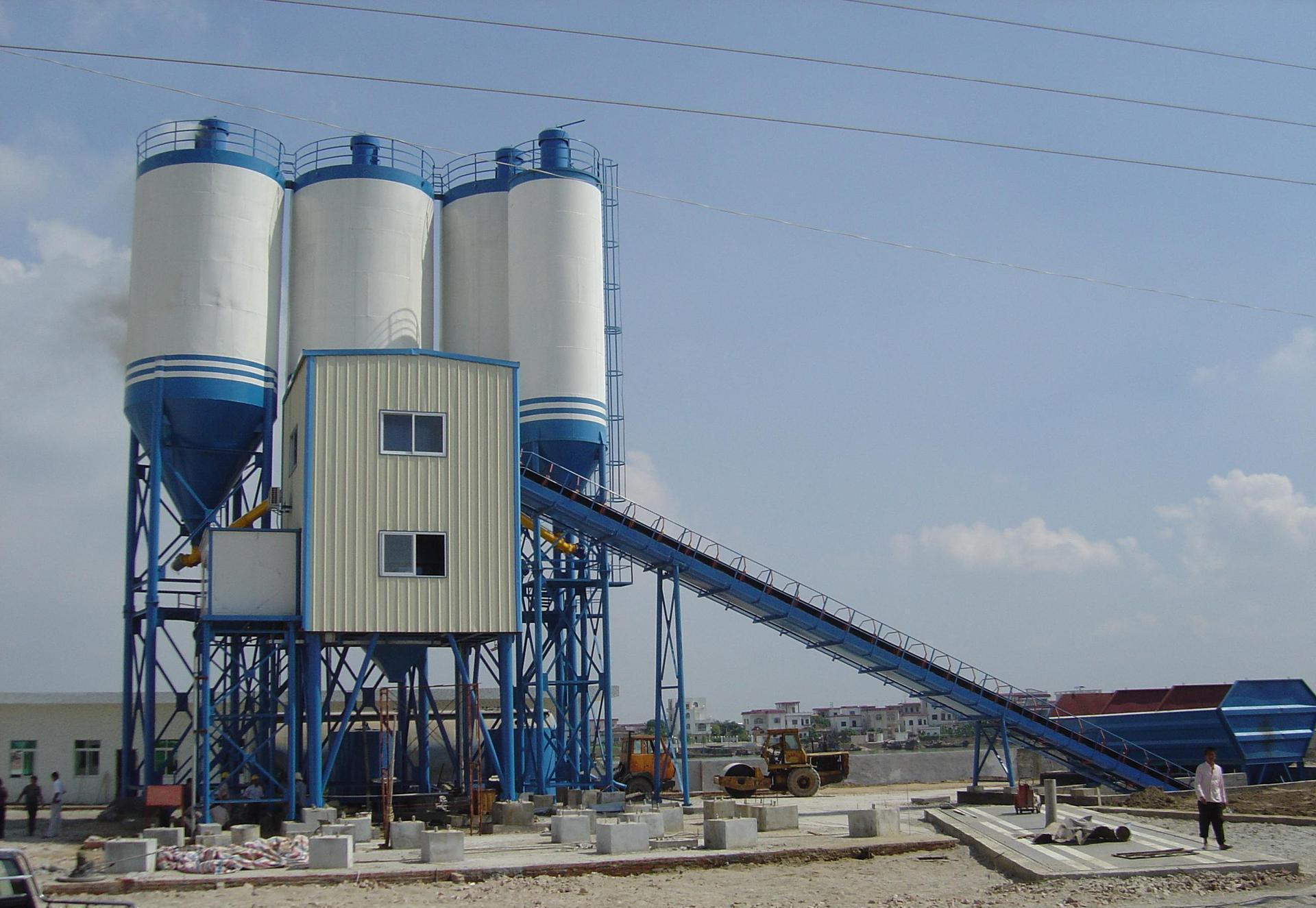 Stabilized Soil Mixing Station, Basic Stabilized Soil Construction Is Indispensable