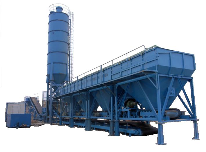 How To Maintain The Filter Element Of Stabilized Soil Mixing Station