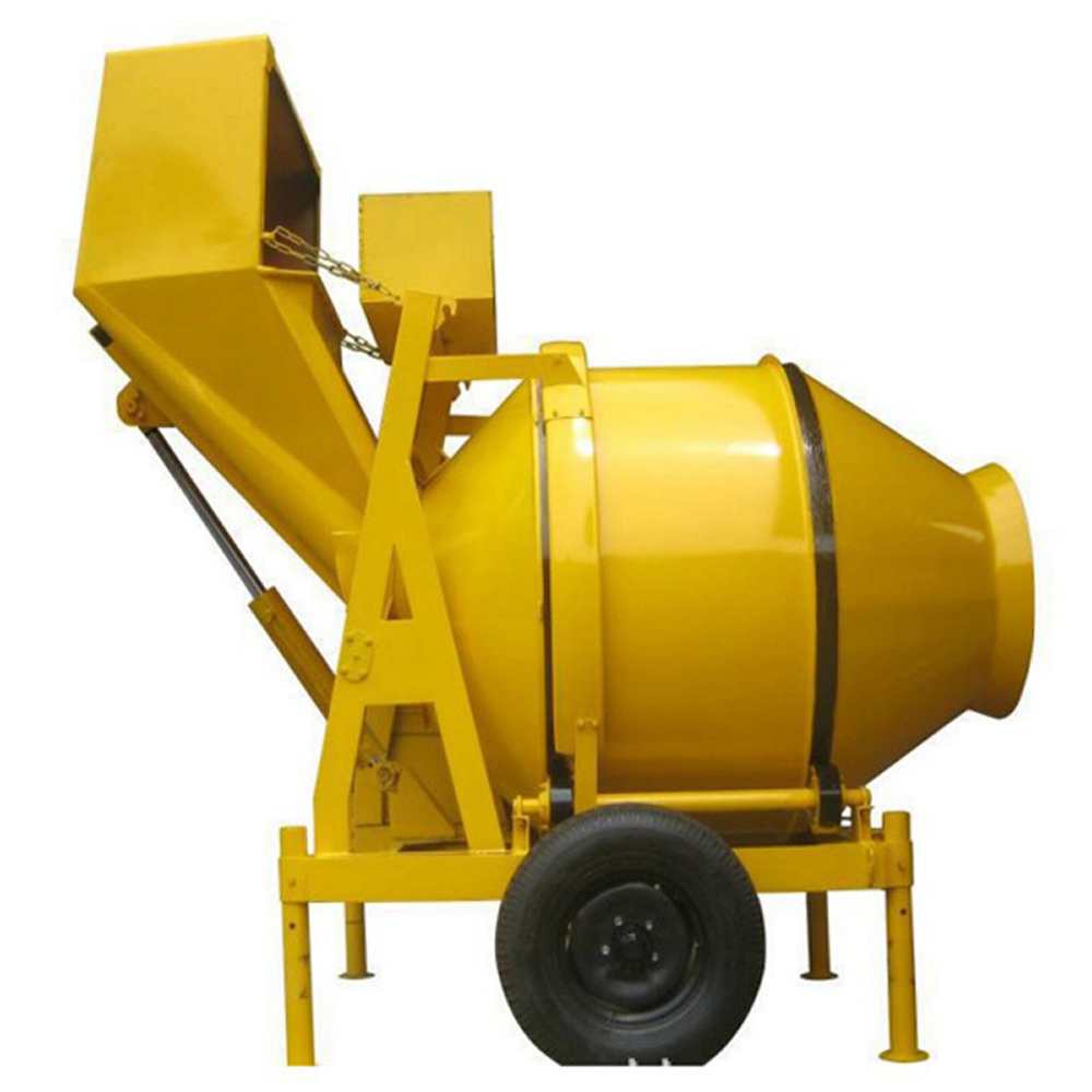 What Are The Causes Of Failure Of Self-falling Medium Concrete Mixer During Use And How To Eliminate Them?