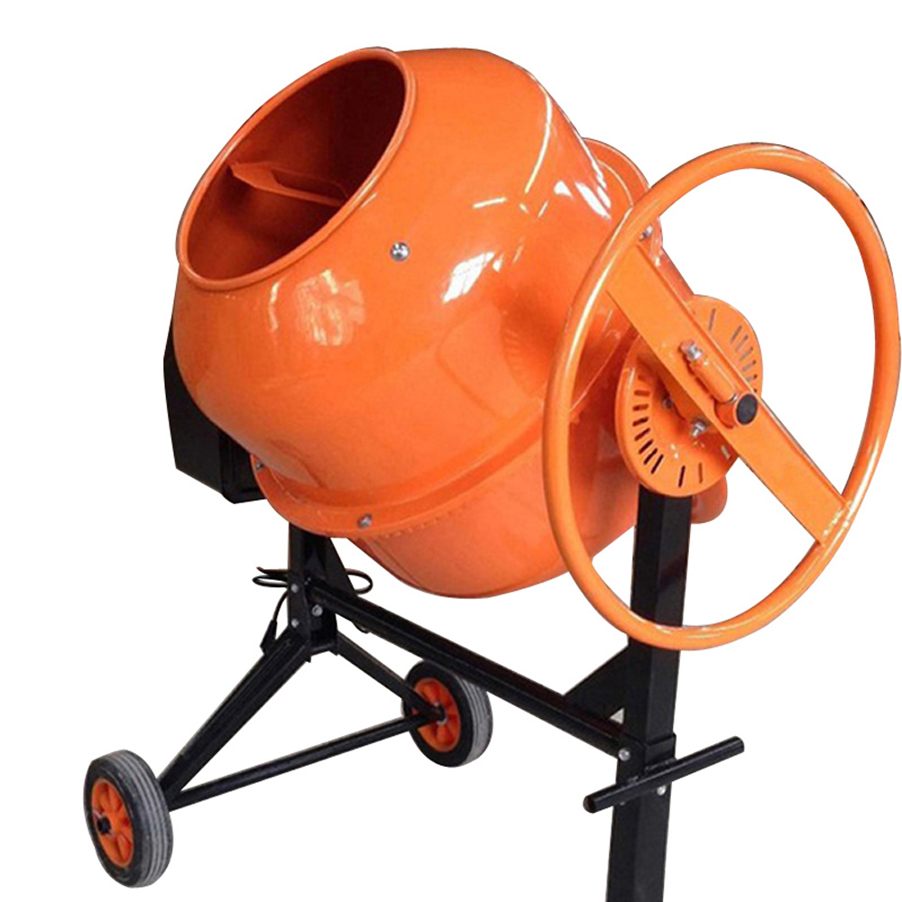 How To Choose The Right Medium Concrete Mixer?